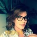 نادية من بيروت - لبنان تبحث عن رجال للتعارف و الزواج